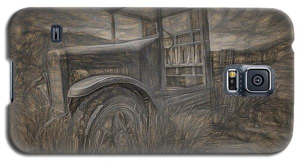 International Truck Skeleton Galaxy S5 Case