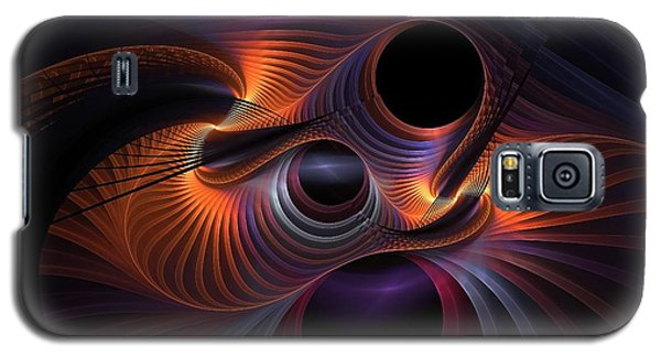 Interrupted Rainbow Galaxy S5 Case