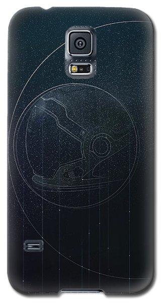 Interstellar Movie Poster Galaxy S5 Case