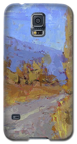 Into Autumn Galaxy S5 Case