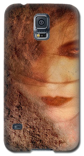 Galaxy S5 Case featuring the photograph Into Dust by Yvonne Emerson AKA RavenSoul