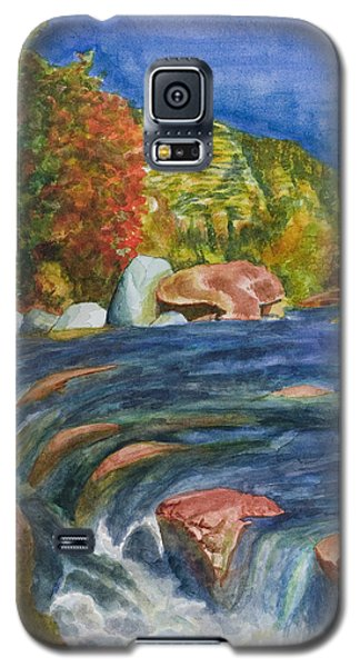 Into Slide Rock Galaxy S5 Case
