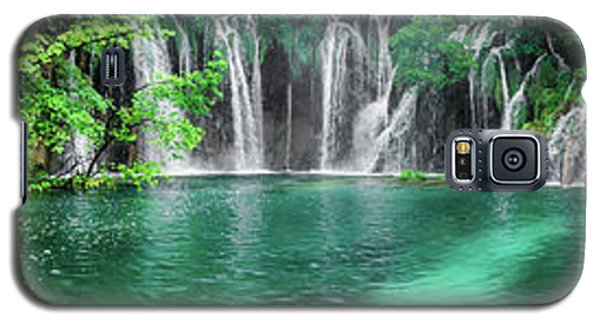 Into The Waterfalls - Plitvice Lakes National Park Croatia Galaxy S5 Case