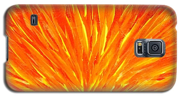 Into The Fire Galaxy S5 Case