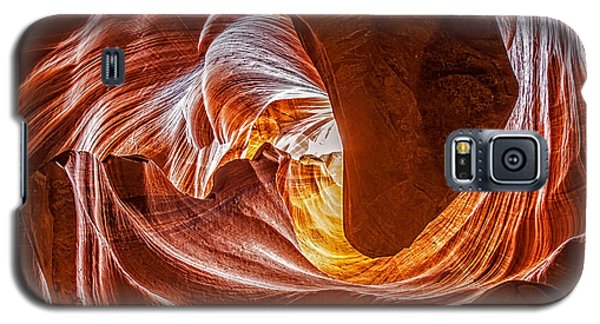 Into The Light Galaxy S5 Case