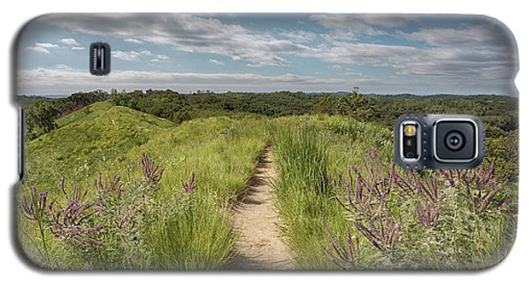 Into The Loess Hills Galaxy S5 Case