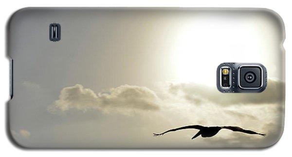Into The Sun Galaxy S5 Case by Sebastien Coursol