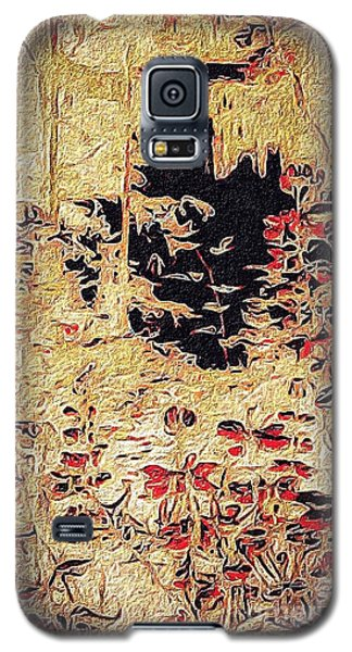 Galaxy S5 Case featuring the photograph Into The Unknown by William Wyckoff