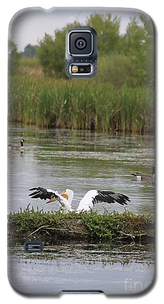 Into The Water Galaxy S5 Case