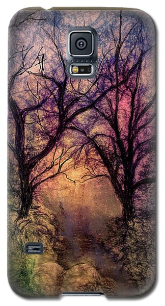 Into The Woods Galaxy S5 Case by Annette Berglund