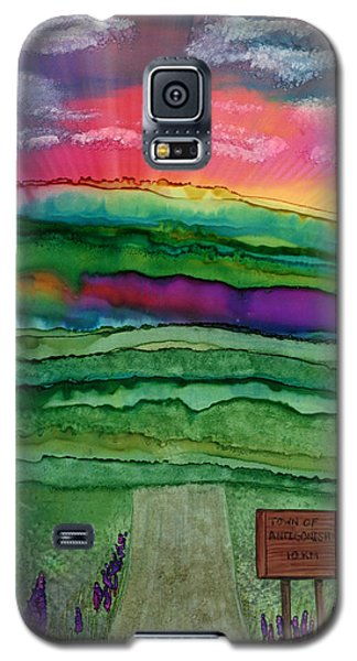 Into Town Galaxy S5 Case