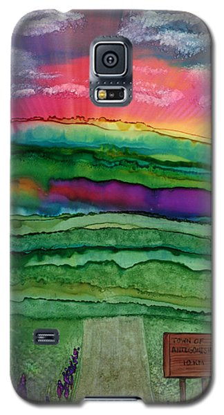 Into Town Galaxy S5 Case