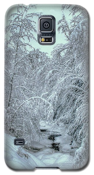 Into White Galaxy S5 Case