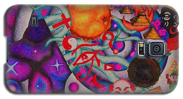 Galaxy S5 Case - Introverse by Brian L Hampshire