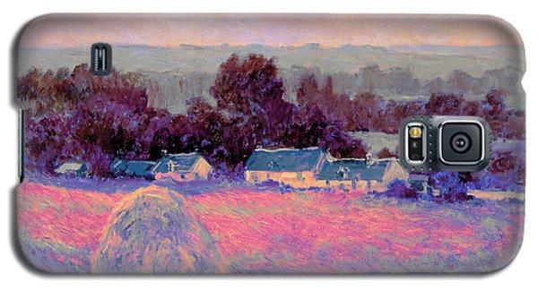 Inv Blend 10 Monet Galaxy S5 Case by David Bridburg