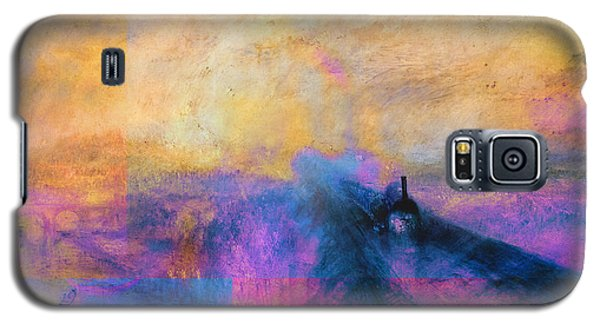 Inv Blend 12 Turner Galaxy S5 Case by David Bridburg