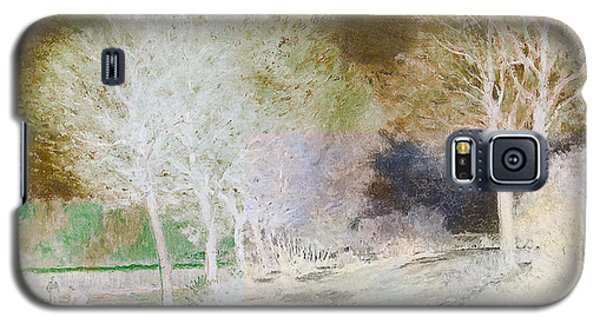 Inv Blend 4 Sisley Galaxy S5 Case by David Bridburg