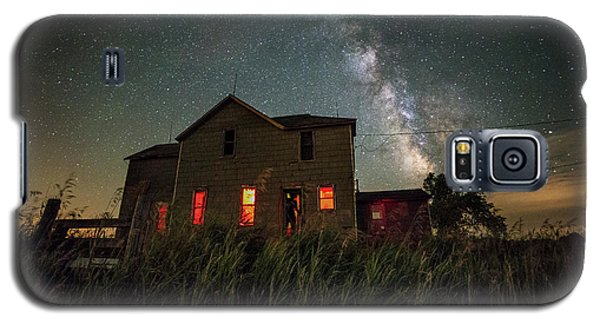 Galaxy S5 Case featuring the photograph Invasion by Aaron J Groen