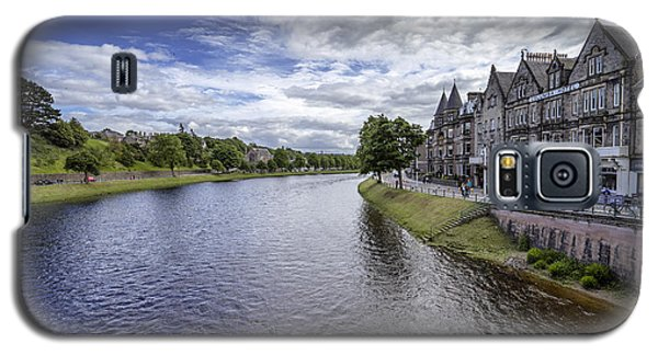 Galaxy S5 Case featuring the photograph Inverness by Jeremy Lavender Photography