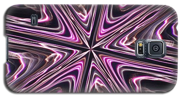 Galaxy S5 Case featuring the photograph Inviolate Violet by David Dunham