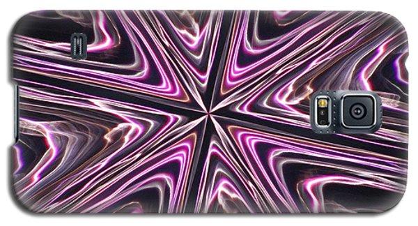 Inviolate Violet Galaxy S5 Case