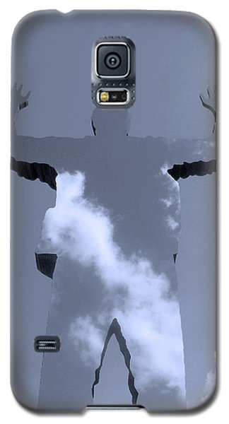 Galaxy S5 Case featuring the photograph Invisible ... by Juergen Weiss