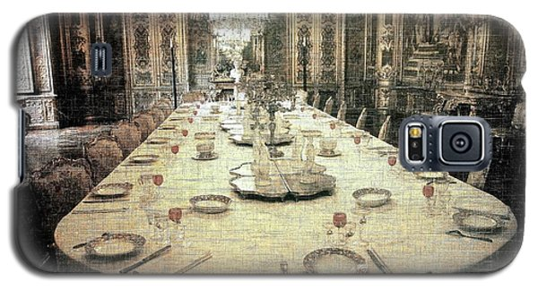 Invitation To Dinner At The Castle... Galaxy S5 Case