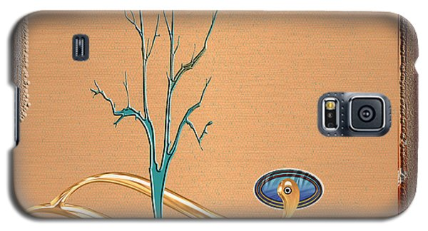 Inw_20a5563-sq_sap-run-feathers-to-come Galaxy S5 Case