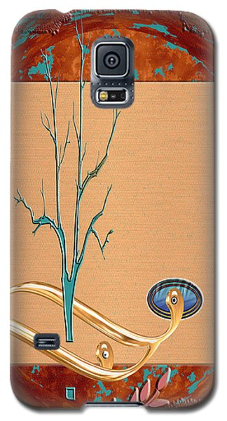 Inw_20a5563_sap-run-feathers-to-come Galaxy S5 Case
