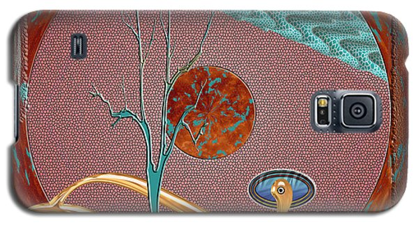 Inw_20a5564sq_sap-run-feathers-to-come Galaxy S5 Case