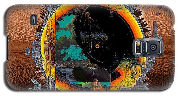 Inw_20a5566_morning-cliffs Galaxy S5 Case