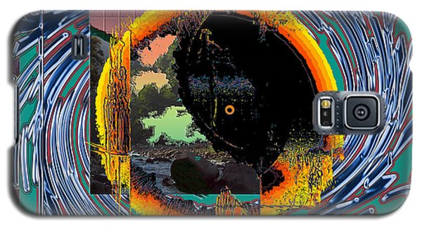 Inw_20a5567_morning-cliffs Galaxy S5 Case