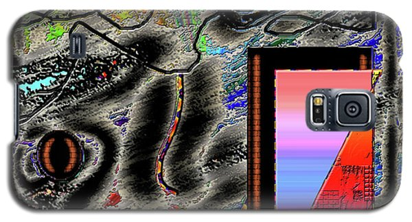 Inw_20a6507 Universal Mining_custom-spectrum Galaxy S5 Case