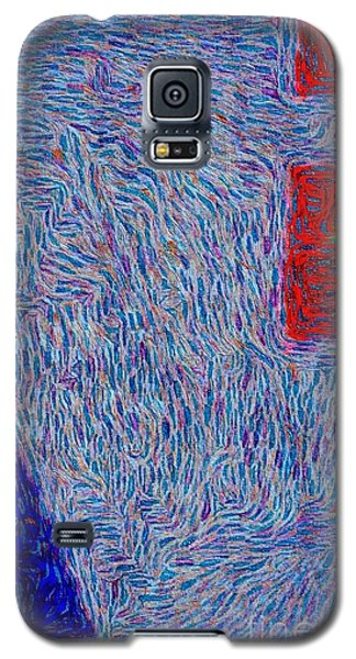 Galaxy S5 Case featuring the photograph Inward by William Wyckoff