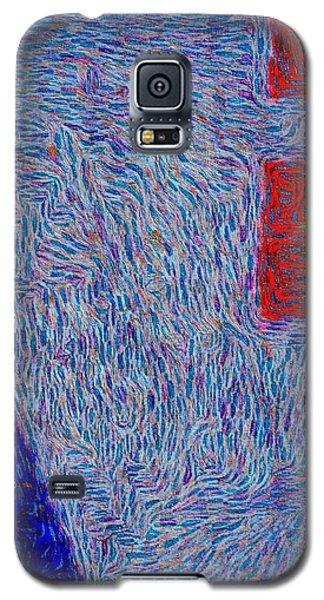 Inward Galaxy S5 Case by William Wyckoff