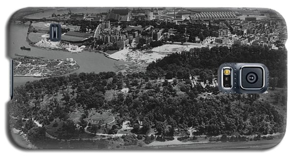 Inwood Hill Park Aerial, 1935 Galaxy S5 Case
