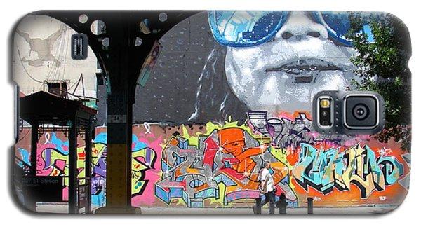 Inwood Street Art  Galaxy S5 Case