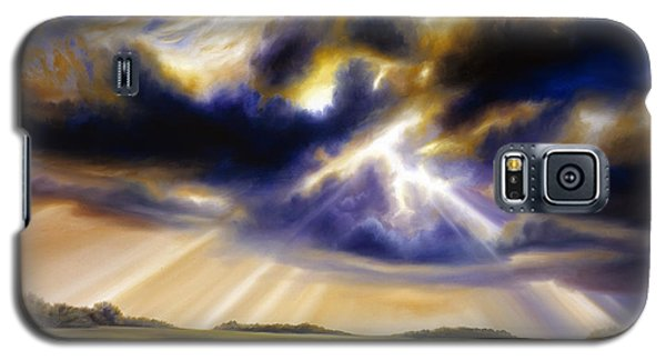 Iowa Storms Galaxy S5 Case by James Christopher Hill