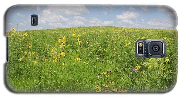 Iowa Summer Flowers I Galaxy S5 Case