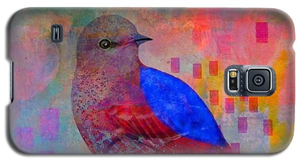 Galaxy S5 Case - #ipad And #procreate....you Are Only by Robin Mead
