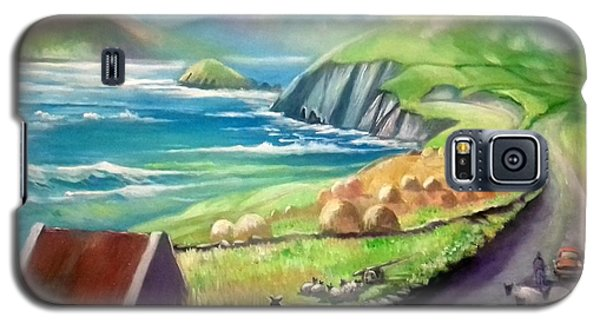 Ireland Co Kerry Galaxy S5 Case by Paul Weerasekera