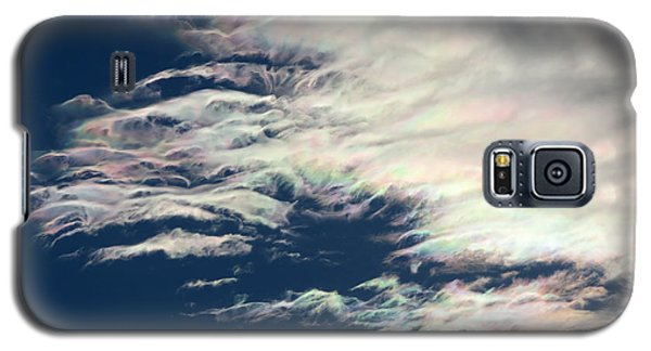 Iridescent Clouds 3 Galaxy S5 Case