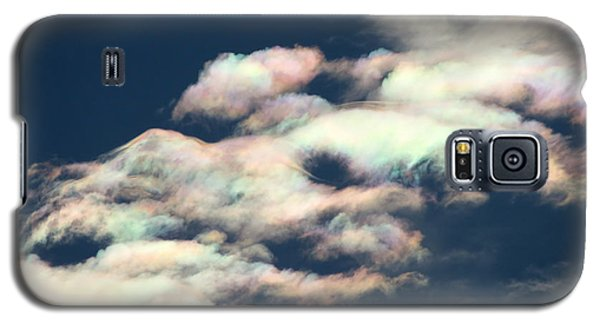 Iridescent Clouds Galaxy S5 Case