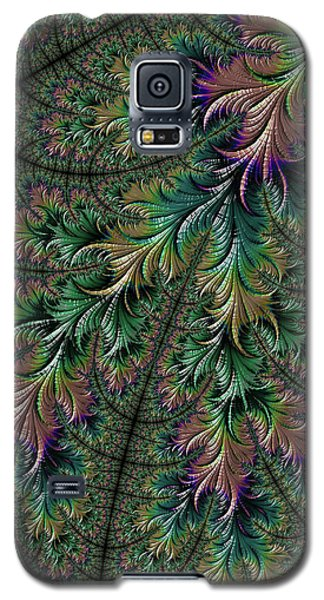 Iridescent Feathers Galaxy S5 Case