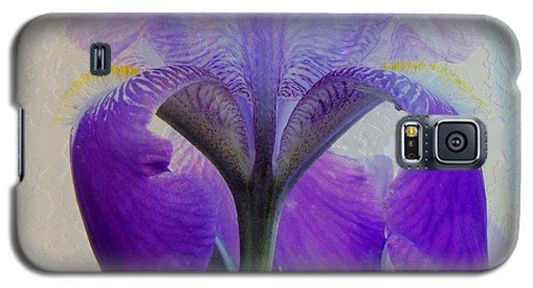 Iris And Ice Galaxy S5 Case