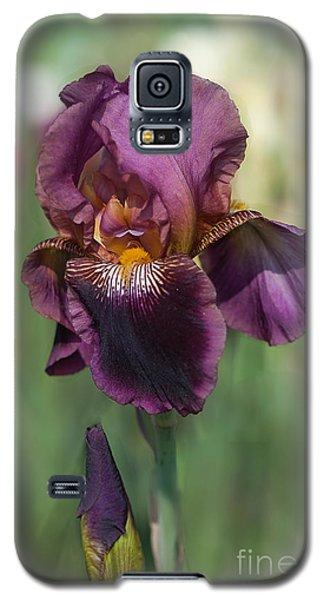 Iris 'black Ruby' Galaxy S5 Case