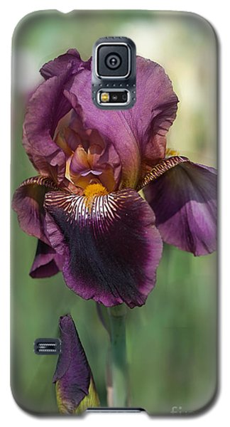 Iris 'black Ruby' Galaxy S5 Case