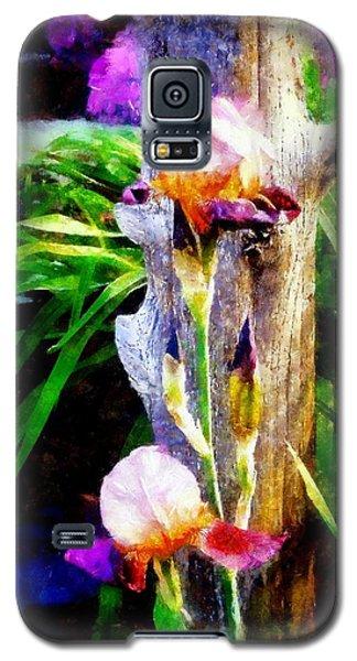 Iris Bloom Galaxy S5 Case