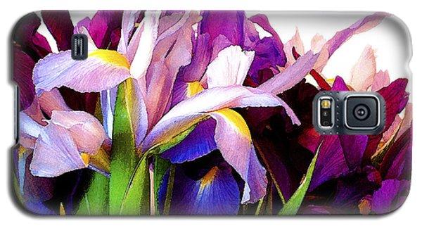Iris Bouquet Galaxy S5 Case