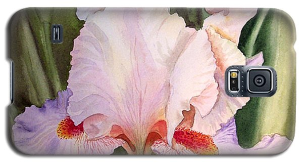 Iris Flower Galaxy S5 Case